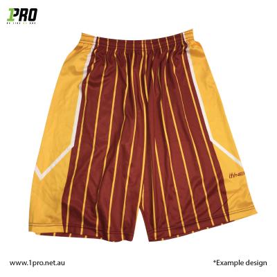 Full Custom Shorts