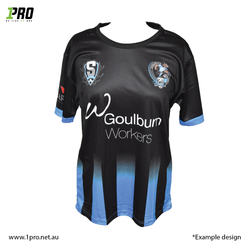 Full Custom Soccer Kits
