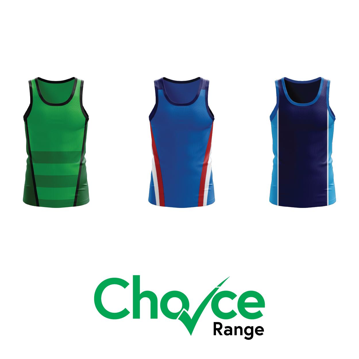 Choice Range Singlets