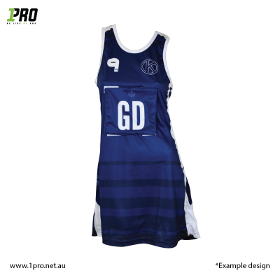 Full Custom Netball Dresses