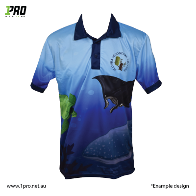 Full Custom Polo Shirts