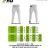 Size Chart - Pants