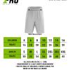 Size Chart - Shorts